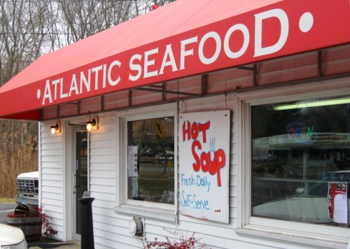 atlantic seafood market old saybrook s new landmark fish ForAtlantic Fish Market