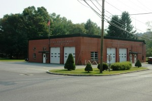 Deep River Firehouse