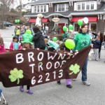 Not  to mention some Brownie troopers