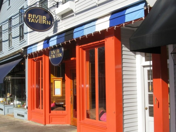 River Tavern, Chester's classic, superb food restaurant