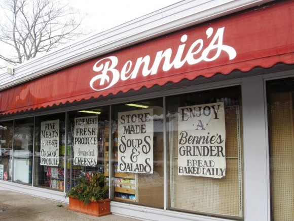 Bennie's famous front awning will not change