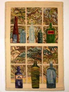 Get an Introduction to Rug Hooking at the Essex Library Wednesday March 27th at 2 P.M. This hand-hooked rug was created by instructor Mellicent Hawke, who'll display her work and discuss the history and craft of rug hooking.