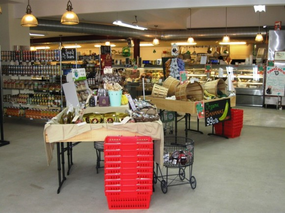 Inside the Market where the proposed 12 chairs would be placed (Photo by Jerome Wilson)