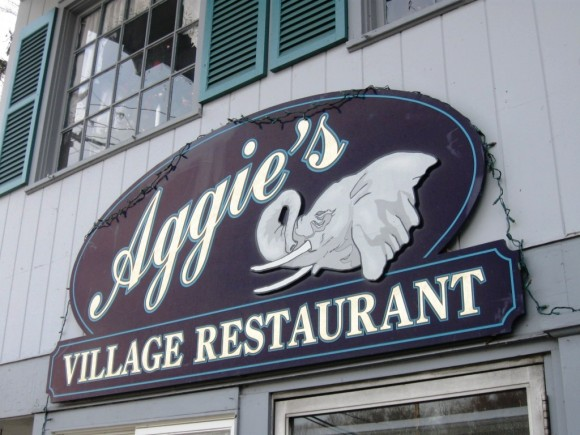 Aggie's Restaurant - Photo by Jerome Wilson