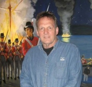 Executive Director Jerry Roberts