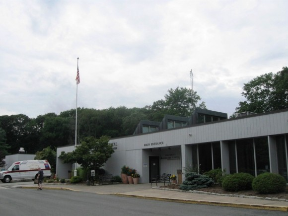 The present Emergency Medical Center in Essex