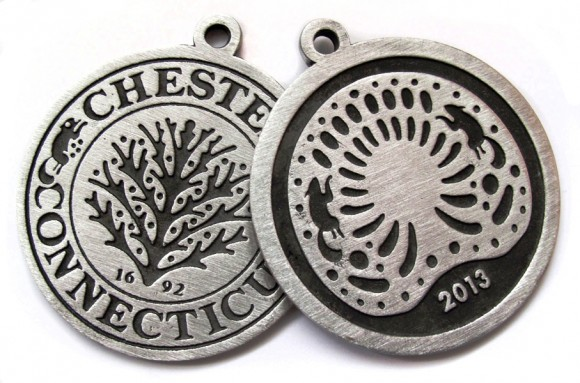 Chester Ornament 2013