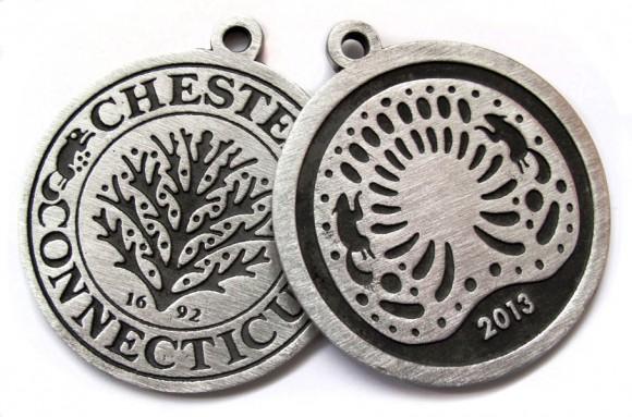 Chester Ornament 2013