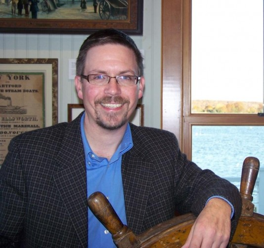 Chris Dobbs will take the helm as Executive Director of the Connecticut River Museum on November 18th.