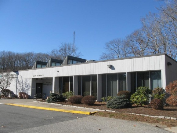 Shoreline Medical Clinic in Essex, which will close this coming April when Westbrook Medical Center opens