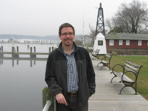 Chris Dobbs, new Executive Director of Connecticut River Museum