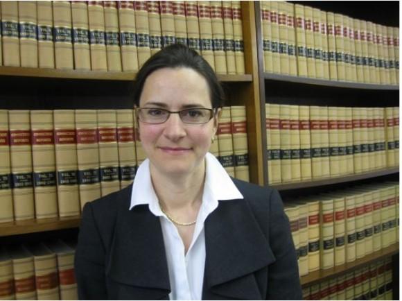 Attorney Jean Wyszkowski will conduct auction of slum house on January 25