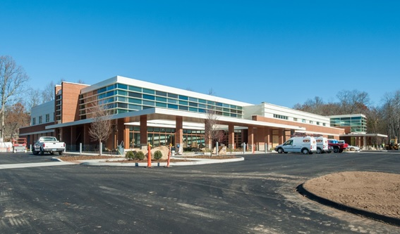 Middlesex Hospital's new Shoreline Medical Center in Westbrook to open in April