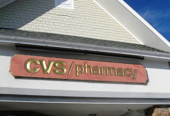 CVS pharmacy where they no longer sell cigarettes