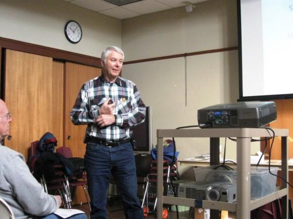 Dr. Michael J. Darre, Professor, Department of Animal Science, UCONN