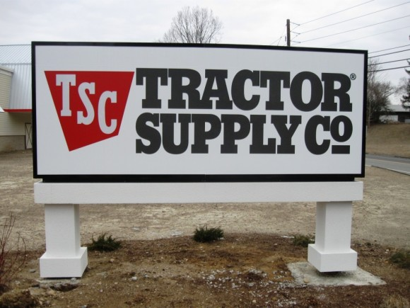 Tractor Supply Company, which sells baby chickens