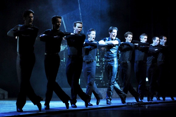 Riverdance: Photo Credit Jack Hartin reproduced courtesy of Riverdance
