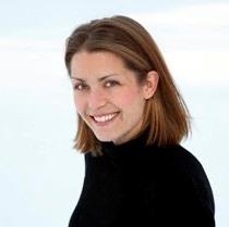 Democratic State Senate Candidate Emily Bjornberg