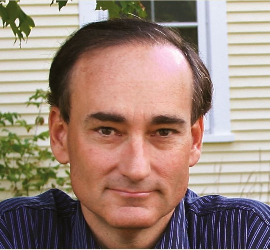 New York Times Bestselling author Chris Bohjalian at the Bee & Thistle Saturday, July 12, 2014