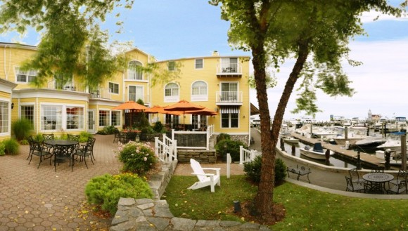 Saybrook Point Inn and Spa, Old SAybrook.