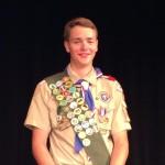Bobby Hamblett - Eagle Scout