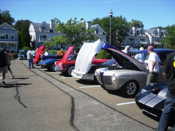 Classic car owners and spectators alike will enjoy the Sixth Annual Labor Day Car Show on September 1 from 12 noon to 4 pm at Saybrook Point Inn.