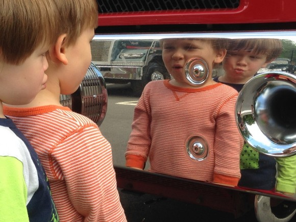 Winner of the 2014 Special Theme - A Child's Perspective.  The photo is titled 'Bumper Crop' and was taken by Stuart Johnson of Chester