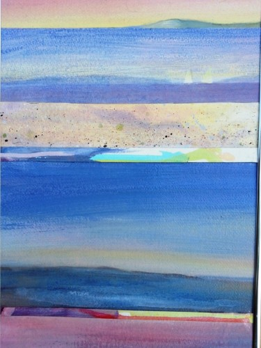 Exhibit of paintings by Tom Mayer, Acton Library through August 31