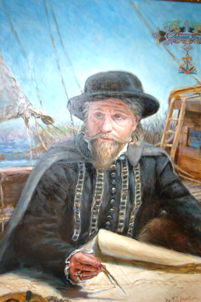 This portrait of Adriaen Block is part of the Connecticut River Museum collection and will be on view in the On the Great River exhibit
