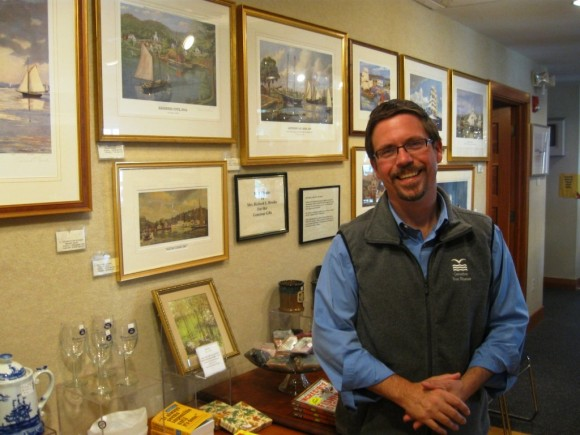 Christopher Dobbs, Connecticut River Museum Director