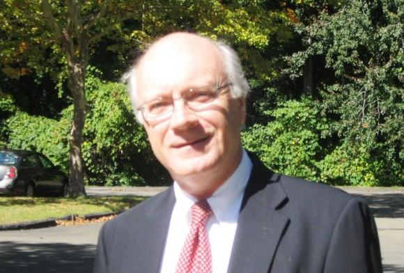 Republican candidate for Judge of Probate attorney Anselmo Delia
