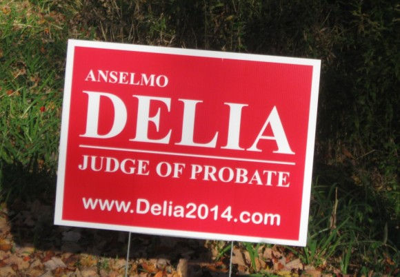 Judge of Probate candidate Anselmo Delia