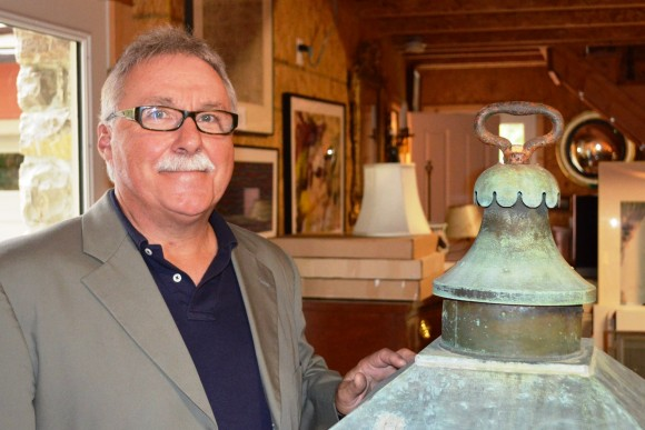 Tom Perry, of One of a Kind Antiques, is a longtime antiques expert and appraiser