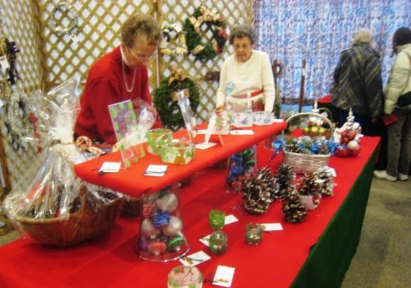 Christmas Faire Mary Sara7321