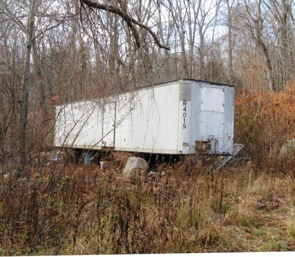 Trailer ordered removed by Town of Essex