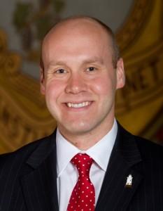 State Representative Devin Carney (R-23rd)