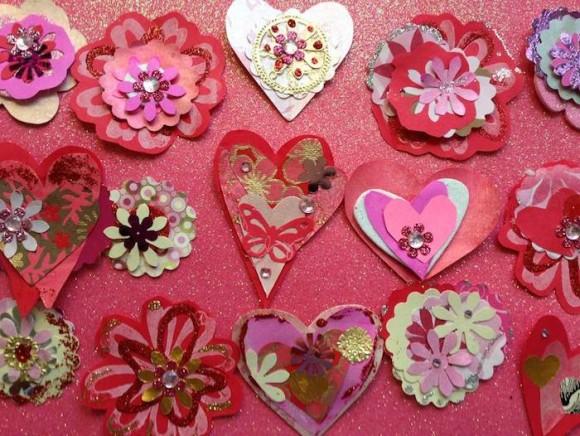 Hearts by Lisa Fatone