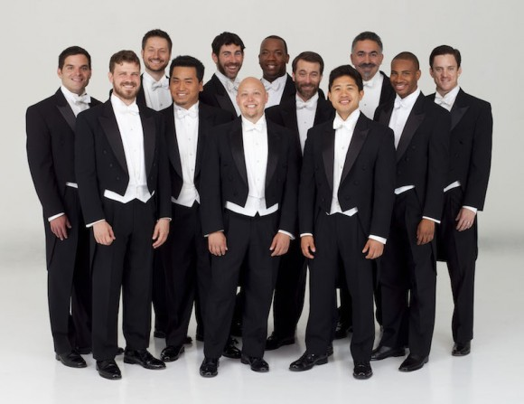 Essex Winter Series hosts the 12-member male vocal group 'Chanticleer' March 1 at Old Saybrook High School.