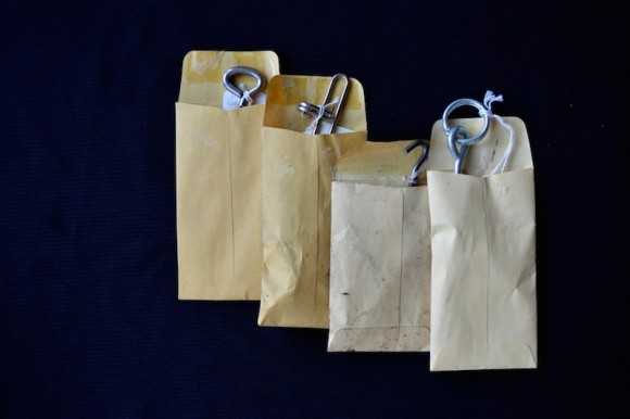 Photo by Skip Hubbard. The Chester Historical Society invites you to take this year's creative challenge. Named Hooked Again!, the challenge is based on products from the Brooks factory. Pick out three sealed envelopes to work with; no one knows exactly what is in them.