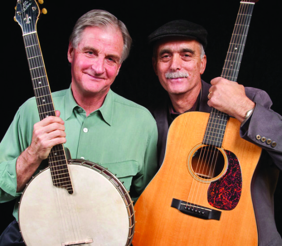 Jim Kweskin and Geoff Muldaur have been playing American roots music for nearly 50 years. They will be performing at the Chester Meeting House on Sunday, April 12, at 5 p.m.