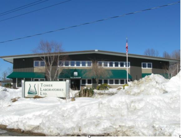 Headquarters of Tower Laboratories LTD, in Essex Industrial Park