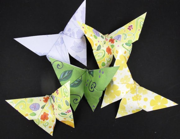 Celebrate spring at Spring Carnivale by making an origami butterfly at Connecticut River Artisans on 4 Water Street during Carnivale.