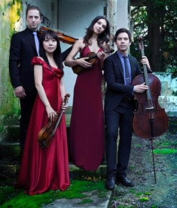 The Attacca Quartet will conduct a Master Class in Essex,