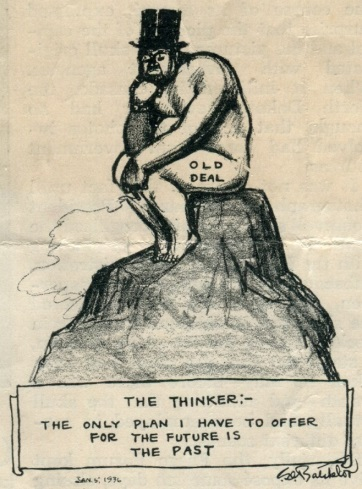 One of C.D. Batchelor's famous cartoons.