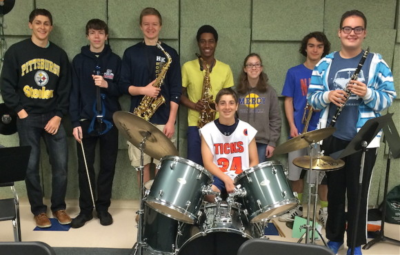 Auditions for the CMS Jazz Ensemble will be held Sept. 12.