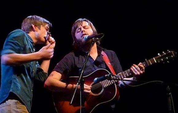 The Meadows brothers will give the next 'Concert in the Garden.'