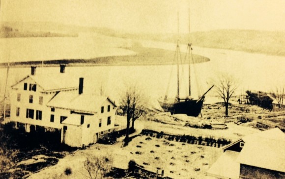 Deep River Historical Society will explain the history of the town's waterfront during walking tours this summer.