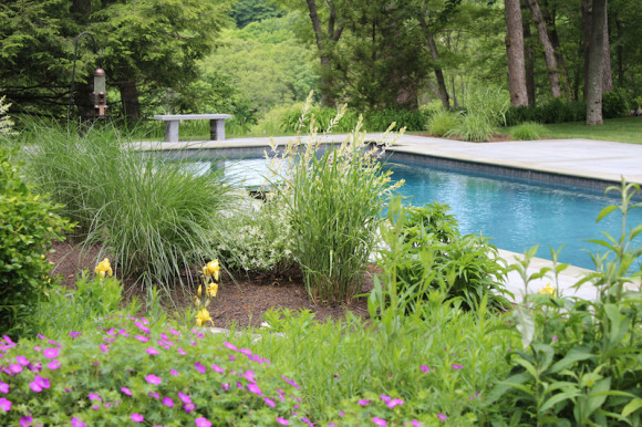 This stunning garden is on the tour.