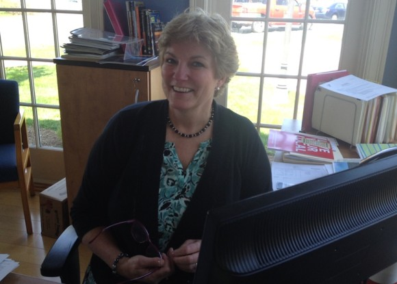 Executive Director Judy Sullivan