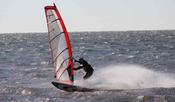 Windsurfer by Robert Gauggel